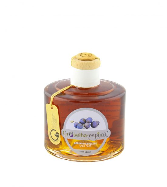 Licor De Abrunho-18%vol 200ml