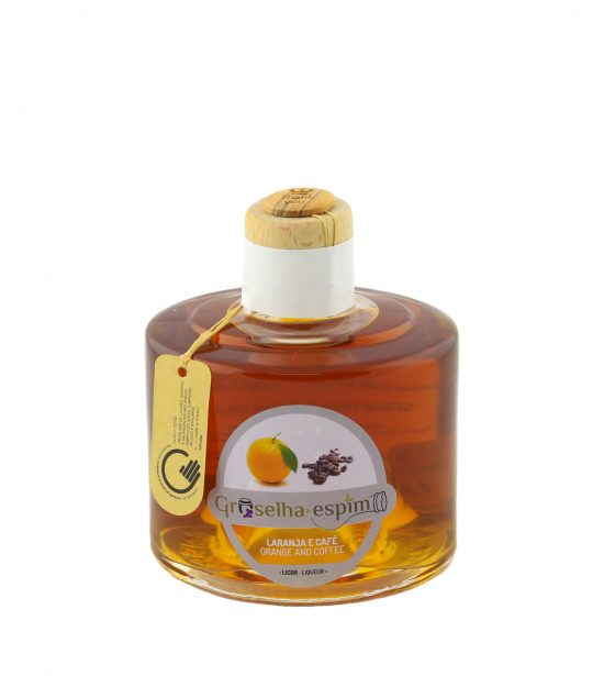 Licor De Laranja e Café-18%vol 200ml