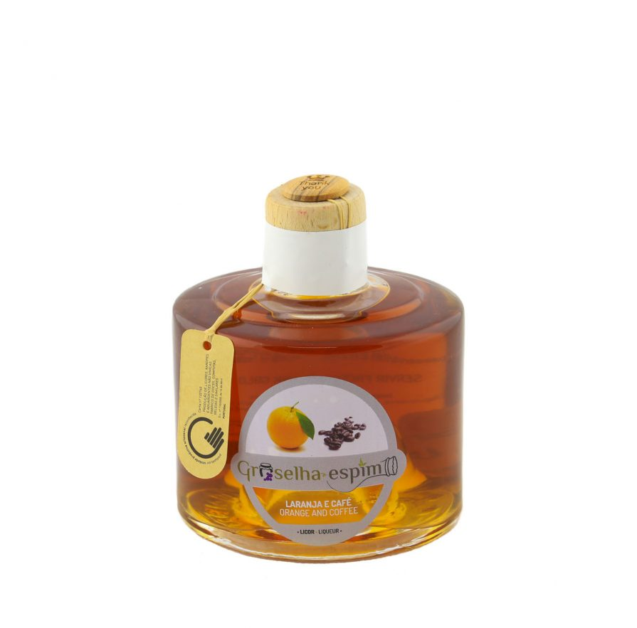 Licor De Laranja e Café-18%vol 200ml