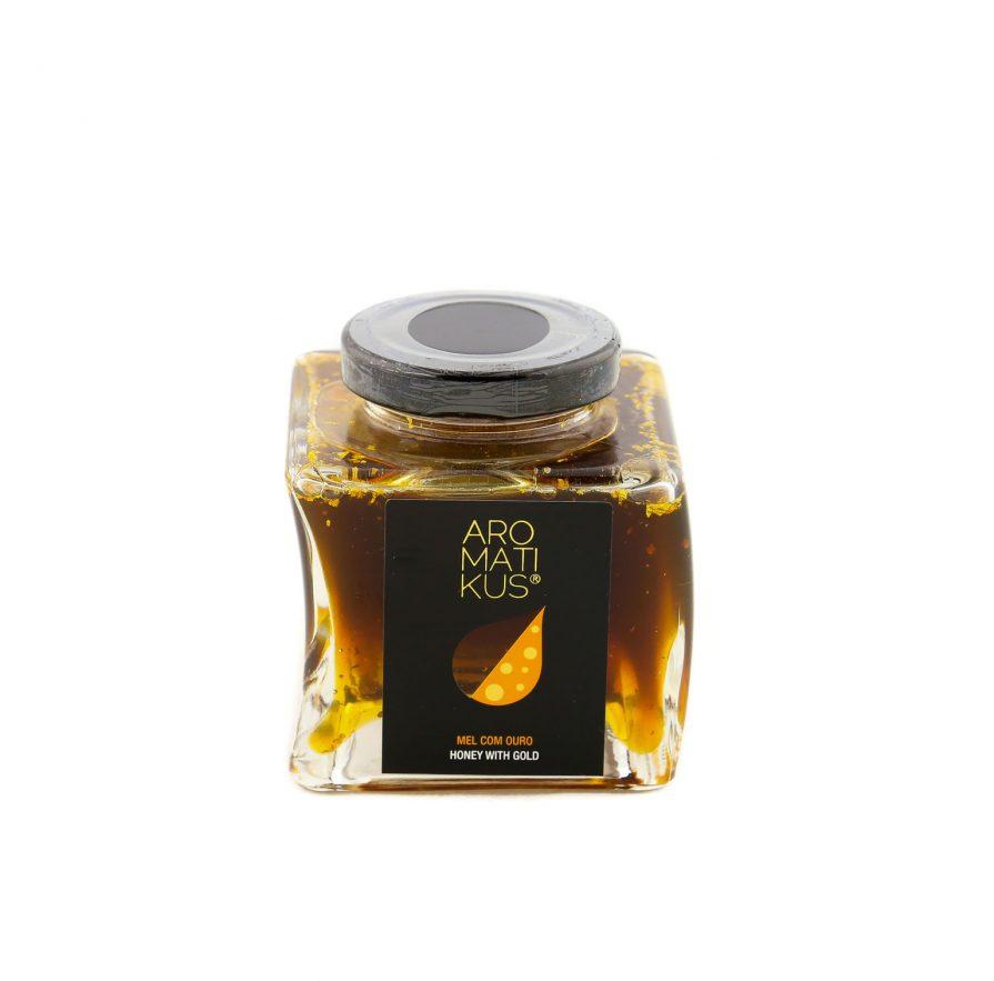 Mel com Ouro Aromatikus 250g