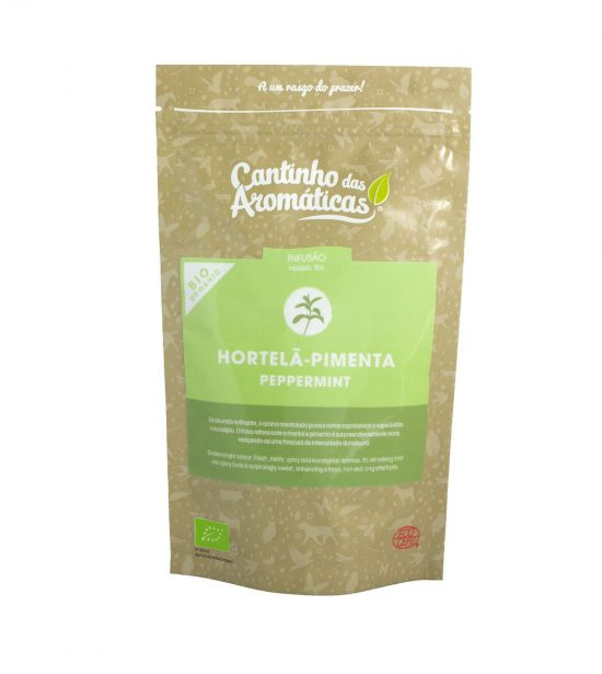 Infusao Hortela-Pimenta 40g